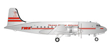 571074 | Herpa Wings 1:200 1:200 | Douglas DC-4 TWA N45346 (with stand) | is due: November 2020