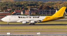 PH04343 | Phoenix 1:400 | Boeing 747-400F Kalitta Air N740CK | is due: October 2020