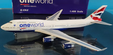 PH04349 | Phoenix 1:400 | Boeing 747-400 British Airways G-CIVZ