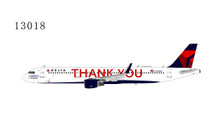 NG13018 | NG Model 1:400 | Airbus A321-200w Delta N391DN Thank You | is due: October 2020