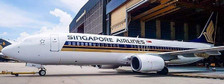 EW2738015A | JC Wings 1:200 | Boeing 737-800 Singapore Airlines 9V-MGA (with stand, flaps down) | is due: October 2020