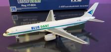 NG53155   NG Model 1:400   Boeing 757-200PCF Blue Dart VT-BDA