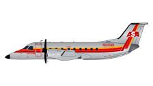 G2ASQ913 | Gemini200 1:200 | Embraer E-120 Brasilia ASA N237US | is due: October 2020