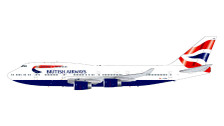 G2BAW906 | Gemini200 1:200 | Boeing 747-400 British Airways G-CIVN (with stand) | is due: October 2020