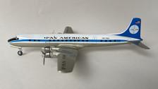 CA-2 special | Western Models UK 1:200 | Douglas DC-7B Pan Am reverse scheme N51704