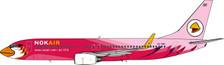 PH11632 | Phoenix 1:400 | Phoenix Nok Air Boeing 737-800 HS-DBE 1/400