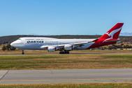 PH04350 | Phoenix 1:400 | Phoenix Qantas Boeing 747-400 VH-OEJ 1/400
