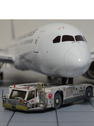 ARDTTJAL | ARD200 1:200 | Airport Accessories - JAL Tow Tractor with cab lift | is due: October 2020