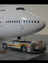 ARDTTLUFT | ARD200 1:200 | Airport Accessories - Lufthansa Tow Tractor with cab lift | is due: October 2020