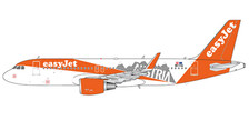 JCEW4320004 |JC Wings1/400| EasyJet Europe Airbus A320 Austria Livery OE-IVA | is due: December 2020