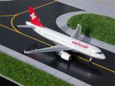 GJSWR235 Gemini Jets 1:400 Airbus A319 Swissair HB-IPV