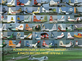 Flyingcolsvol1 | Vandervord Books | Flying Colours at Heathrow A photographic record in colour Vol.1 1970-1986