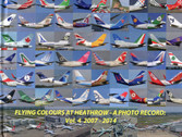 Flyingcolsvol4 | Vandervord Books | Flying Colours at Heathrow A photographic record in colour Vol.4 2007-2014