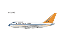 NG07005  | NG Model 1:400 | Boeing 747SP South African Airways in the delivery livery ZS-SPF | is due: December 2020