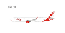 NG13020  | NG Model 1:400 | Airbus A321neo Air Canada Rouge | C-GHQI | is due: December 2020