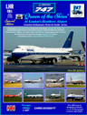 AEPGLHRQUEEN | The Boeing 747 at London Heathrow Airport 'Queen of the skies' a pictorial guide