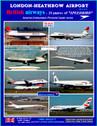 AEPGLHRBA35years | British Airways at Heathrow 35 years plus of Speedbird a pictorial guide