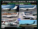 AEPGSATHENS2 | Miscellaneous Books | Athens Hellinikon Airport Vol.2 International Cargo, military and Vip visitors non Greek