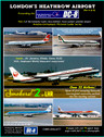 AEPGDC8 | Douglas DC-8's at Heathrow a pictorial guide