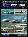 AEPG707and 720 | Boeing 707 & 720 at Heathrow a pictorial guide
