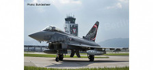 571210 | Herpa Wings 1:200 1:200 | Eurofighter Typhoon Austrian Air Force | Überwachungsgeschwader Zeltweg Air Base | 7L-WB | is due: Late December-2020