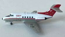 SWVHECE | Small World 1:200 | Hawker Siddeley HS.125 Qantas VH-ECE