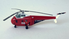 SWGANFH | Small World 1:200 | Westland Whirlwind BEA (tles) G-ANFH