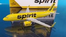 GJNKS1612 | Gemini Jets 1:400 1:400 | Airbus A320neo Spirit N902NK