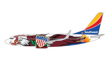 GJSWA1952 | Gemini Jets 1:400 1:400 | Boeing 737-700 Southwest Illinois One N918WN | is due: January 2021