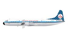 G2KLM848 | Gemini200 1:200 | Lockheed L-188 KLM Electra Saturnus | Polished 1958 Livery | Is due: December-2020