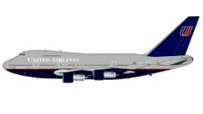 JC4962 | JC Wings 1:400 | Boeing 747SP United N145UA | is due: January 2021