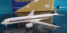 NG39009 | NG Model 1:400 | Airbus A350-900 Singapore Airlines 9V-SMF 10.000th Airbus