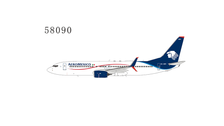 NG58090 | NG Model 1:400 | Boeing 737-800w Aeromexico XA-AMA | is due: December 2020