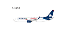 NG58091 | NG Model 1:400 | Boeing 737-800w Aeromexico XA-MIA | is due: December 2020