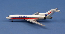 AC419817 | Aero Classics 1:400 | Boeing 727-100 United N7014U