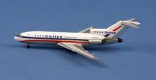 AC419818 | Aero Classics 1:400 | Boeing 727-100 United N4717U