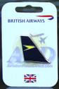 PINBABOAC | Gifts | Tail Pin - Boeing 747-BOAC
