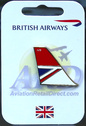 PINBANEGUS | Gifts | Tail Pin - Boeing 747-400 Negus