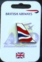 BAPINCHATHAM | Gifts | Tail Pin - Boeing 747-400 Chatham Dockyard scheme
