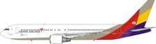 PH11663 | Phoenix 1:400 | Boeing 767-300ER Asiana Airlines HL7248 | is due: January 2021