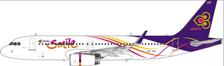 PH11662   Phoenix 1:400   Airbus A320 Thai Smile HS-TXS   is due: January-2021
