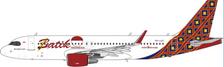 PH11655 | Phoenix 1:400 | Airbus A320 Air Batik PK-LUT | is due: January-2021