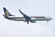 PH04363 | Phoenix 1:400 | Boeing 737-800 SG 9V-MGA  | is due: January 2021