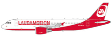 LH4100 | JC Wings 1:400 | Airbus A320neo LaudaMotion OE-LOE | is due: January-2021