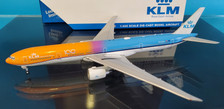 GJKLM1905 | Gemini Jets 1:400 | Boeing 777-300ER KLM Orange Pride 100 Years PH-BVA