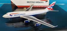 GJBAW1934 | Gemini Jets 1:400 1:400 | Boeing 747-400 British Airways G-CIVN