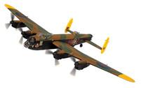 AA32627 | Corgi 1:72 | Avro Lancaster B Mk.III - LM739 / HW-Z(2) - 'Grogs the Shot' - RAF No.100 Squadron - Elsham Wolds - 25th April - 1945