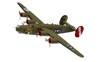 AA34019 | Corgi 1:72 | Consolidated B-24H Liberator 'Witchcraft' 130 missions | is due: 2021 release
