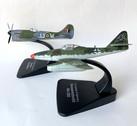 MAGLF101 | Miscellaneous 1:72 | Hawker Tempest MkV RAF 274Sqn JJ W Pierre Clostermann EJ893 England 1944-0A and ME-262 Luftwaffe twin set