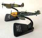 MAGLF301 | Miscellaneous 1:72 | Spitfire Mk.1 RAF and BF-109 Luftwaffe Battle of Britain twin set